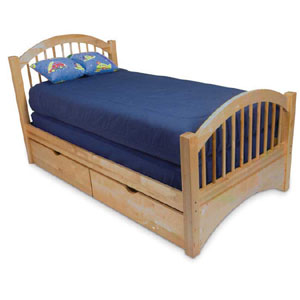 Birch Youth Birch Twin Bed
