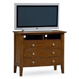 Vermont 3 Drawer TV Media Chest
