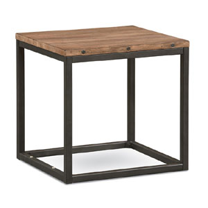 Providence Brick Makers End Table
