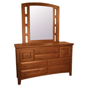 Riverwood 8 Drawer Dresser